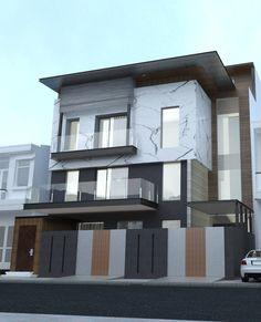 Modern house exterior elevation designs
