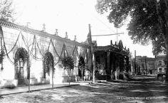 1900 Cabildo Municipal en El Palacio de Cortés en Coyoacán. La Ciudad de México en el Tiempo | Flickr - Photo Sharing!