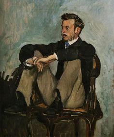 ファイル:Frédéric Bazille - Renoir.jpg