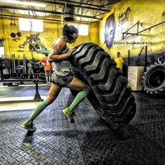 Girls Who Do Crossfit - dang!  I wanna be one of these girls man!