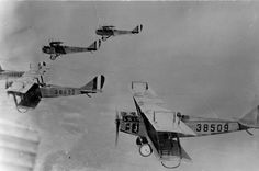 May 5, 1918: The first regular US airmail service commences, between New York and Washington, DC. The first flight is made by Lt Geoffrey Boyle in a Curtiss JN-4H.