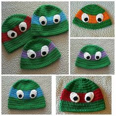 If you enjoy crocheting funny hats for the little ones, this pattern must be absolutely on your to-do list! Ninja turtles are famous, they need no introductions and this Ninja Turtle Hat crochet pattern by Brooke Rabideau can be used to make lovely gifts for everyone. This fantastic Ninja Turtle crochet pattern comes in 9 …