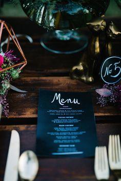 #weddingpaper #menu #chalkboard  @weddingchicks