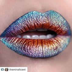 Resultado de imagen para ombre lips