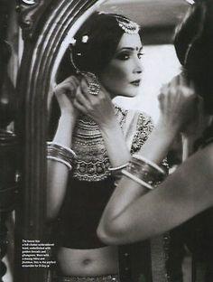 Ritu Kumar. Wedding accessories jewellery beautiful fashion inspiration ideas   Stories by Joseph Radhik