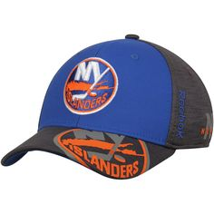 562afcbcf04e20 Men's New York Islanders Reebok Royal/Gray Flex Hat, Sale: $22.99 - You