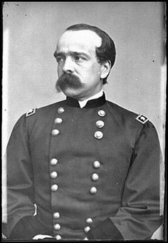 Portrait Union Major General Daniel Butterfield US Civil War Photo Us History, American History, Union Army, Major General, America Civil War, Civil War Photos, Interesting History, Interesting Stories, Military History