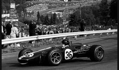 Dan Gurney logs some flight time at the 1966 German Grand Prix. When it comes to American racing drivers, perhaps none has accomplished more in the span of his Jackie Stewart, Formula 1, Hamilton, Ferrari, Tire Manufacturers, Dan Gurney, Belgian Grand Prix, Golden Eagle, F1 Drivers