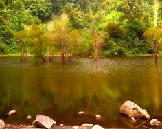 Twin Lakes, Negros Oriental, Philippines