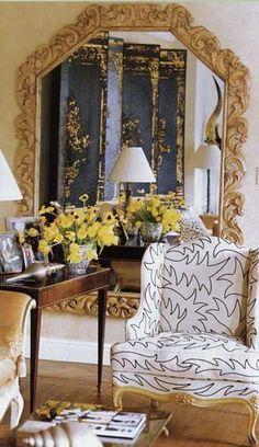 Bunny Williams Interior Designer in Charlotte - Interior Decorator - Laura Casey Interiors