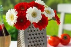 Kitchen shower or Italian theme dinner! Unique Centerpieces, Table Centerpieces, Centerpiece Ideas, Flower Centerpieces, Italian Themed Parties, Kitchen Themes, Kitchen Shower Decorations, Kitchen Tools, Kitchen Gadgets