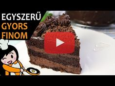 Egyszerű csokoládétorta (csokitorta) recept elkészítése videóval. A csokoládétorta (csokitorta) elkészítését, részletes menetét leírás is segíti.