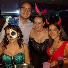 Rumba #Halloween en @cibo_club  Sábado 29 de octubre de 2016 #Rumbacana #BailaParaDivertirte