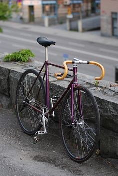 Bridgestone Anchor NJS purple duotone by klasolsson, via Flickr
