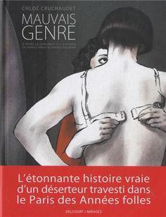 Mauvais Genre - Chloé Cruchaudet - Fauve d'Angoulême - Prix du Public - Amazon.fr - Livres