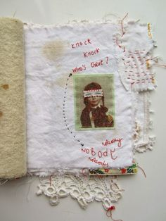 As some of you know I have been working on this project for a while. It has now developed into a hand stitched fabric book and will be p. A Level Textiles, Motifs Textiles, Stitch Book, Fabric Journals, Gcse Art Sketchbook, Sketchbooks, Handmade Books, Soft Sculpture, Bookbinding