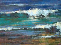 Watercolor & Pastel Paintings For Sale - Original Art by Jill Stefani Wagner