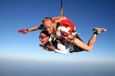 Прыжки с парашютом SKYDIVE SPB