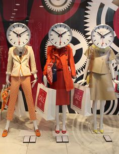 It's SALE Time at STEFFL Department Store Vienna - June 2014
