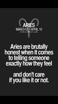 Alarming Details About Aries Horoscope Exposed – Horoscopes & Astrology Zodiac Star Signs Aries Zodiac Facts, Aries And Pisces, Aries Love, Aries Astrology, Aries Quotes, Aries Horoscope, Zodiac Mind, Life Quotes, Crush Quotes