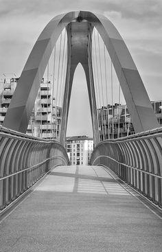 #ponte#pedonale#portello#milano