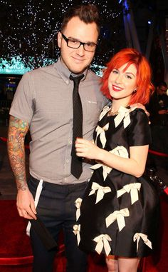 Paramores Hayley Williams and Chad Gilbert Announce Split