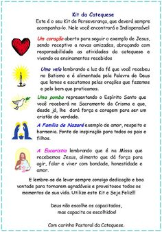Blog sobre Catequese Infantil