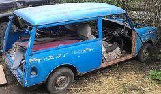 Austin Rover Classic Mini Clubman Estate Spares Or Repair Project Barn Find - http://classiccarsunder1000.com/?p=64655