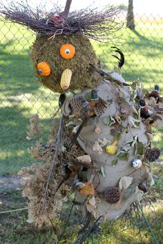Scare no crow created by Growing Grounds