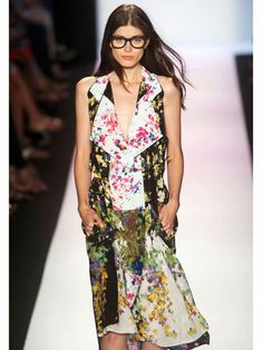 Trend We Can Get Behind: Florals For Adults #nyfw