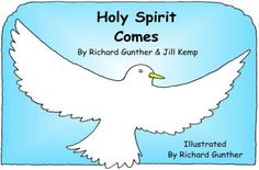 Acts 2:1-42: The Holy Spirit Came; Free Printable Storybook