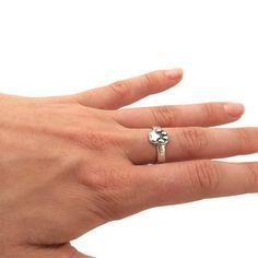 Pennyroyal Studio - Cesar Millan Paw Print Ring, $50.00 (http://www.pennyroyalstudio.com/cesar-millan-paw-print-ring/)