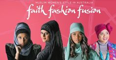Faith Fashion Fusion - Immigration Museum - A will love the clothes!