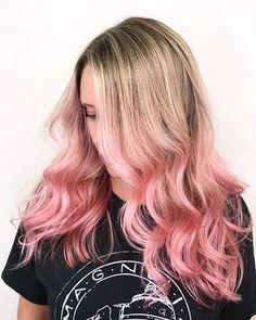 Bubblegum pink! Shiri Poppins.vo  . . . #f18hair #formula18 #f18 #keephairhealthy #f18gamechanger #healthyhair #shinyhair #hairgoals #hairbrained #hairstyle #hairstylist #hairdresser #dreamyhair #allaboutdahair #hairvibes #repost#longhair #longhairstyle #longhairgoals#funhair #mermaidhair #mermaid #vivid #vividhair #unicorn #unicornhair #cottoncandy