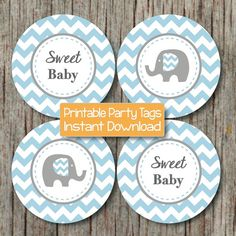 Baby Shower Printable Tags add the perfect touch to any party. They can be printed on cardstock or sticker paper for a variety of uses