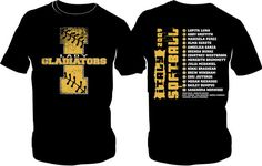 Softball Team Picture Ideas | Image: 2009 Softball T-shirts are styling and profiling! — Get your ...