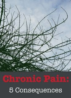 Consequences of Chronic Pain, CMT Awareness (hereditary neuropathy)