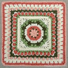 Ravelry: MamaMellie's Fountain of Roses