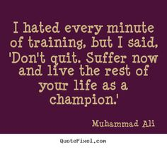 Sports Intelligence: SPORT QUOTE FOR TODAY