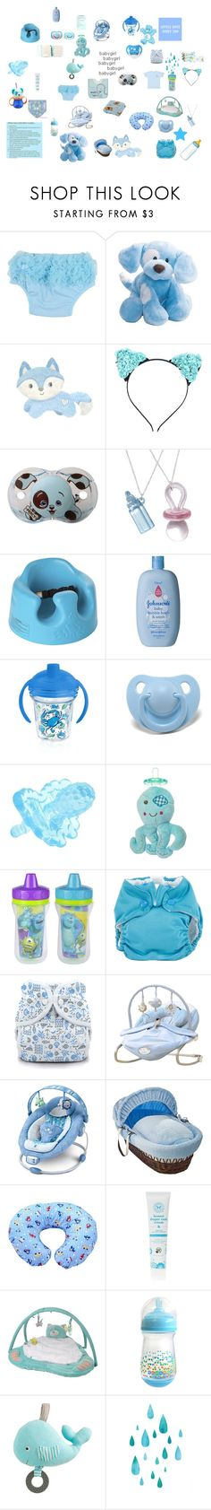 """""""aesthetic princess"""" by unicorn-923 ❤ liked on Polyvore featuring Gund, Johnson's Baby, Tervis, Disney, Mary Meyer, The First Years, Boppy, The Honest Company and Moulin Roty"""