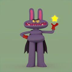 ArtStation - Evil magic cat, Frederik Storm