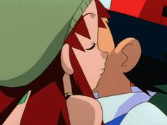 Maybe Misty does like Ash?