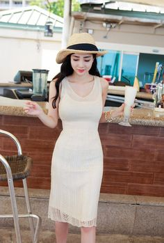 [DOYOLUYA] Fashion Design Kitted Two Piece Dress Sets Sexy Solid Hollow Out V Neck Ladies Casual Summer Clothes 2017 New