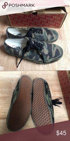 a1d62f1a3 Vans Mono Classic Camo sneaker NIB 8.5 10 Vans Mono Classic Camo sneaker  NIB 8.5