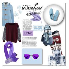 """""""Romwe contest"""" by e-mina-87 ❤ liked on Polyvore featuring мода, Gloverall, Keds, ZeroUV и romwe"""