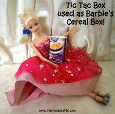 Make cereal for dolls doll diaries pinteres ccuart Choice Image