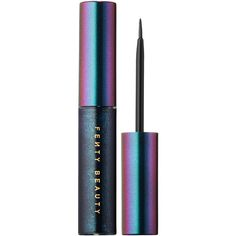 Eclipse 2-In-1 Glitter Release Eyeliner FENTY BEAUTY by Rihanna ($20) ❤ liked on Polyvore featuring beauty products, makeup, eye makeup and eyeliner
