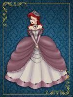 Queen Ariel - Disney Queen designer collection by GFantasy92