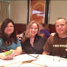 @GordonSm3 @Jeaniene_Frost @ilona_andrews #rt2012 (sister wives!)