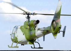 Aerospatiale (Westland) SA-341B Gazelle AH1 aircraft picture